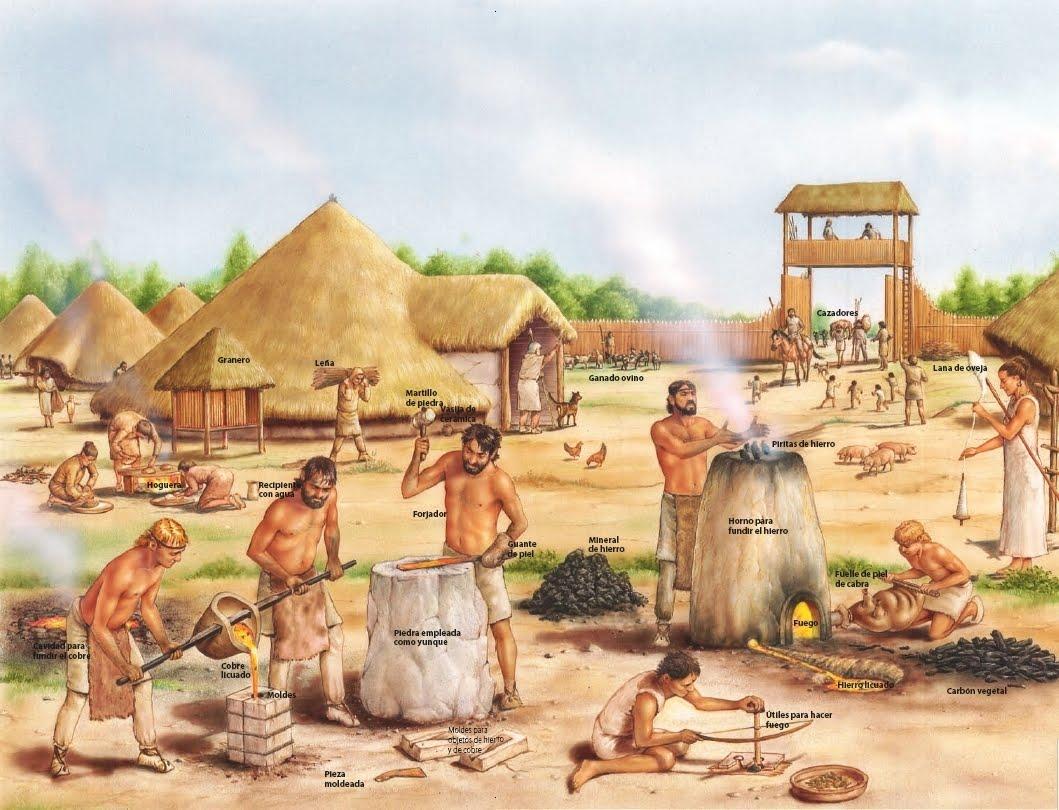 poblado-edad-de-los-metales